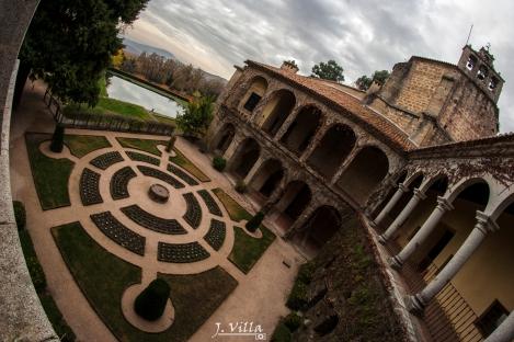 Monasterio Yuste